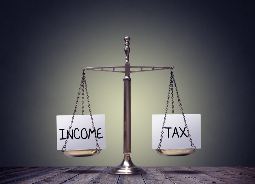 Federal Tax Rate for Individuals